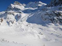 Skigebiet Alagna Valsesia,