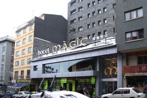 Hôtel Magic Pas