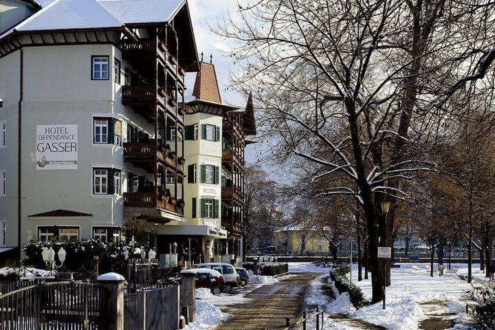 Gruner Baum - Residence Gasser