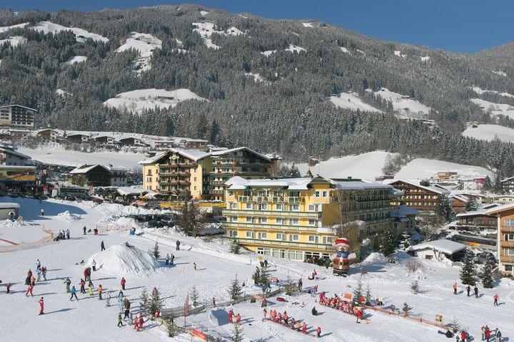 Aktivhotel Kohlerhof (incl. skiverhuur)