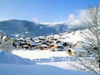 Skigebiet Laax,