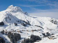 Skigebiet Warth-Schröcken,