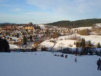 Skigebiet Kašperské Hory