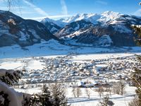 Skigebiet Uttendorf - Weißsee Gletscher