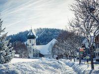 Skigebiet Hinterzarten