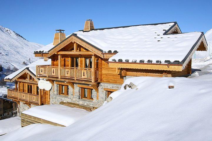 Chalet Leslie Alpen - Les Deux Alpes