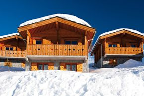 Chalets Grand Panorama II [Sparpris]