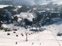 Skigebiet Loucna pod Klinovcem,