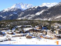 Skigebiet La Norma,