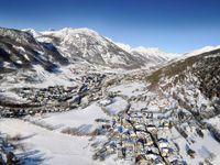 Skigebiet Serre Chevalier,