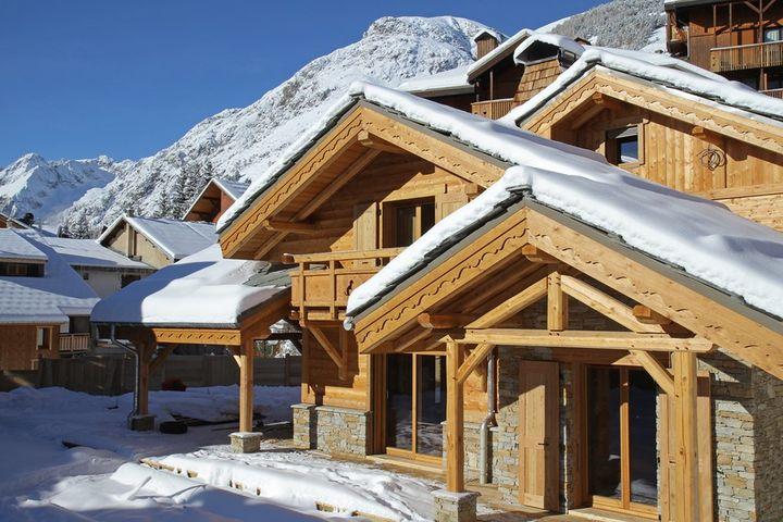 accommodation chalet prestige lodge les deux alpes j2ski