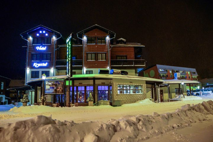 Hotel Kryształ Spa