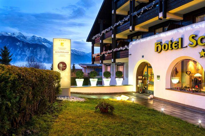 Alpine Hotel Schlösslhof