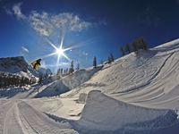 Skigebiet Gressoney La Trinité