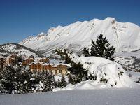 Skigebiet SuperDévoluy