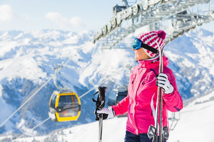 Ski holiday with lift pass = ski package