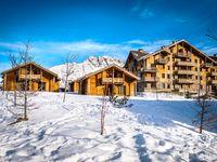 Skiferie skirejser Frankrig Hautes-Alpes Dévoluy SuperDévoluy Le Hameau du Puy [tilbudspris]