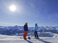 Skiurlaub Winterurlaub Österreich