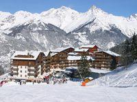 Skigebiet Valfréjus,