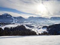 Skigebiet Walchsee,