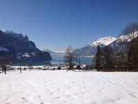 Skigebiet Brienz