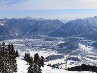 Skigebiet Reutte
