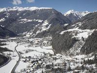 Skigebiet Flattach
