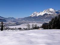 Skigebiet St. Johann in Tirol
