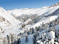 Skigebiet Obergurgl - Hochgurgl