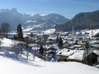 Skigebiet Unken,