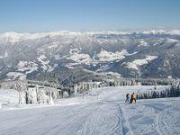 Skigebiet Treffen