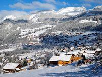 Skigebiet Châtel,