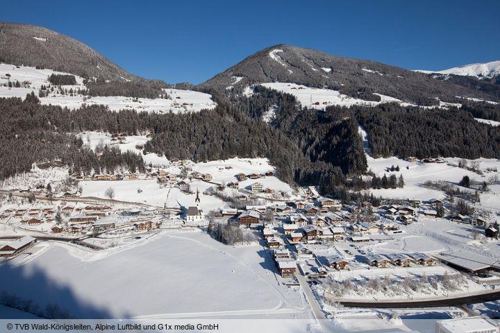 wintersport en aanbiedingen in Wald im Pinzgau