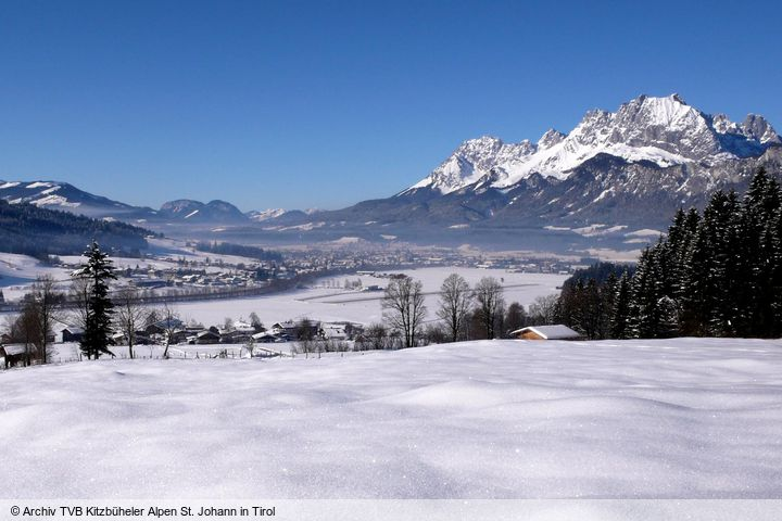 wintersport en aanbiedingen in St. Johann in Tirol