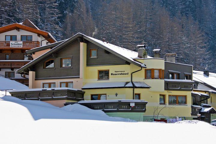 Image of Apartments Bauernhausl