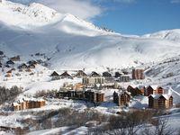 Skigebiet St. François-Longchamp