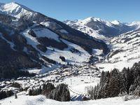Skigebiet Saalbach,