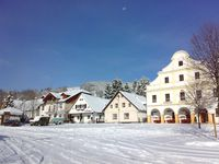 Skigebiet Černý Důl