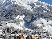 Skigebiet Klosters,