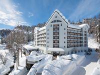 Skigebiet Sils Maria (St. Moritz)