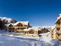 Skigebiet Les Orres