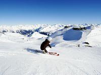 Skigebiet Klosters