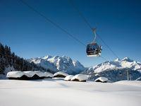 Skigebiet Hasliberg