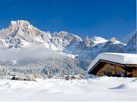 Skigebiet San Martino di Castrozza,