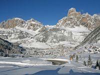 Skigebiet Corvara (Alta Badia)