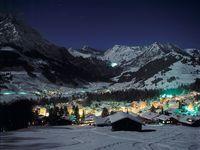 Skigebiet Adelboden,