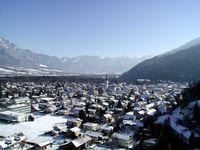 Skigebiet Bad Ragaz