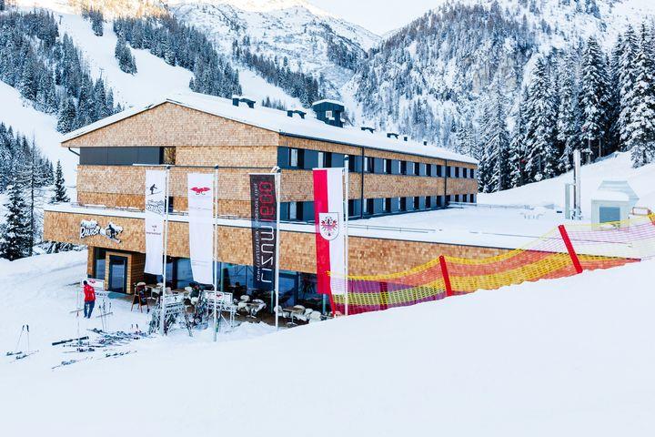 Hotel Lizum 1600 - Axamer Lizum