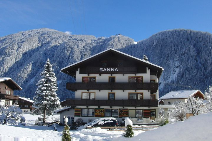 Pension Sanna - Mayrhofen