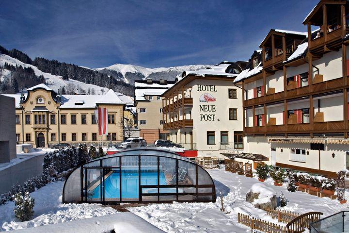 Image of Apartments Neue Post